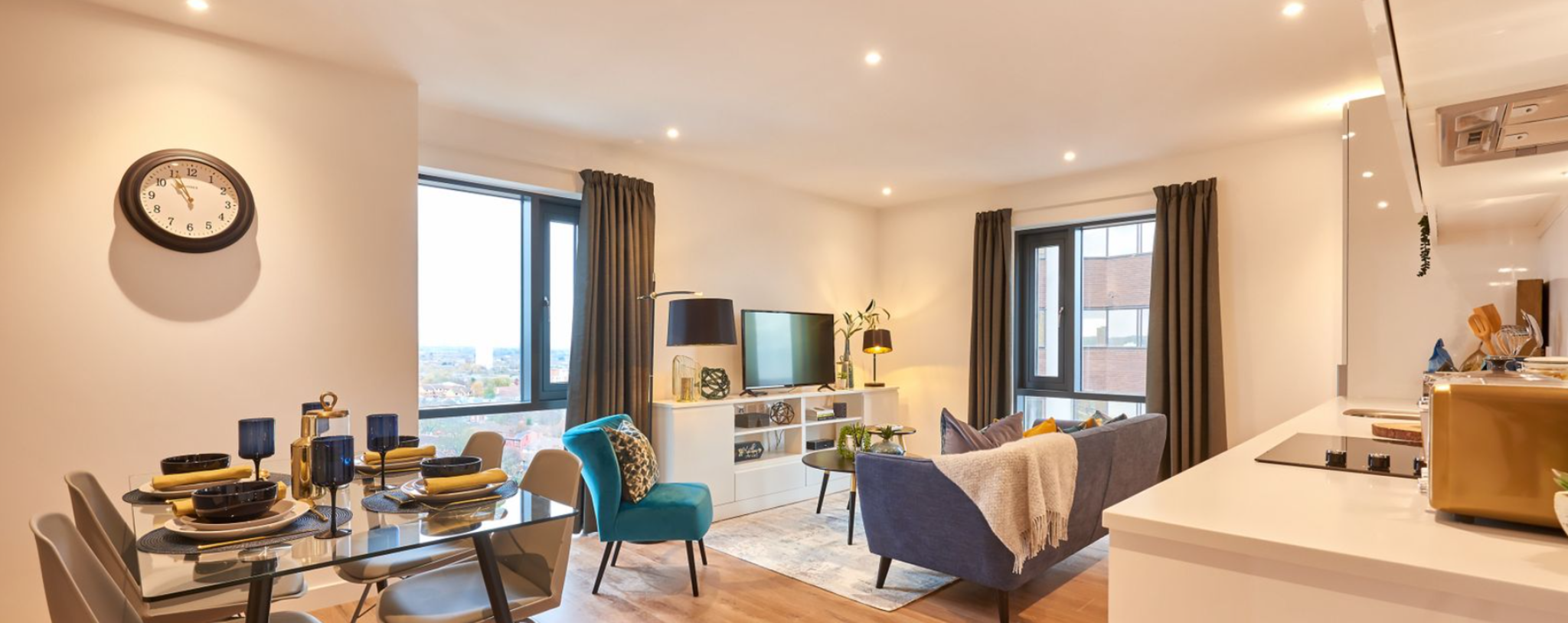 Contractors Accommodation and Corporate Housing in Birmingham | Comfy  Workers